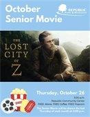 October Senior Movie