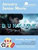 January Senior Movie - Dunkirk