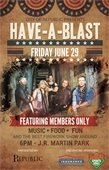 Have-A-Blast Poster
